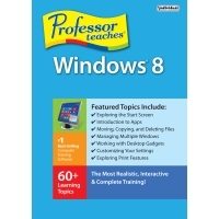 ProfessorTeaches Windows 8 Coupon 15% OFF