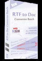 Window India RTF TO DOC Converter Batch Coupon