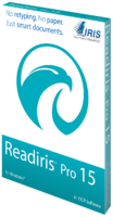 Readiris Pro 15 for Windows (OCR Software) Coupon
