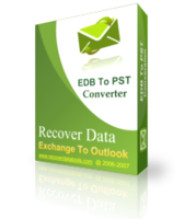 15 Percent – Recover Data for Exchange EDB to Outlook PST – Corporate License