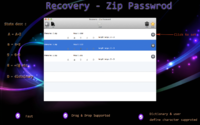 15% – Recovery – Zip Password