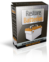 HomeMadeEnergy Restore Batteries Discount