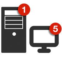Retrospect.INC Retrospect Desktop v.11 for Windows w/ 1 Yr Support & Maintenance (ASM) Coupon