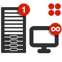 Retrospect.INC Retrospect Single Server Unlimited v.11 for Windows + Open File & DissHW with ASM Coupon