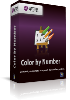 Exclusive STOIK Color By Number Coupon