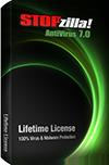 STOPzilla Antivirus 7.0 1PC / 6 Month Subscription Coupon Sale