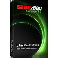 iS3 STOPzilla Antivirus 7.0  5PC / 1 Year Subscription Coupons