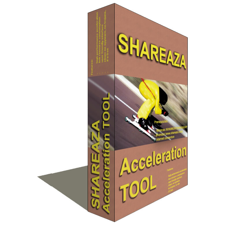 35% OFF Shareaza Acceleration Tool Coupon Code