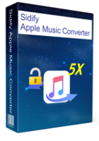 Tune4Mac Inc. Sidify Apple Music Converter for Mac Coupon Sale