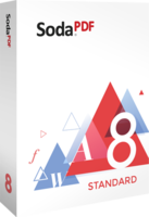 LULU Software Soda PDF 8 Standard Coupon Sale