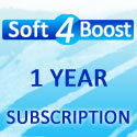 Soft4Boost – Soft4Boost 1 Year Subscription Sale