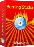 Soft4Boost Burning Studio Coupon