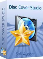 Soft4Boost Disc Cover Studio – 15% Sale