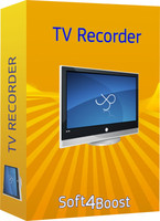 Soft4Boost TV Recorder Coupon 15%