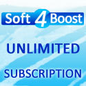 Soft4Boost Unlimited Subscription Coupon 15% OFF