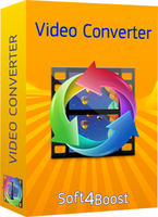 Soft4Boost Video Converter – Exclusive 15% off Coupon