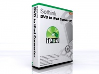 15 Percent – Sothink DVD to iPod Converter