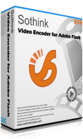 15% OFF – Sothink Video Encoder for Adobe Flash