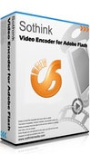 Sothink Video Encoder for Adobe Flash Coupon