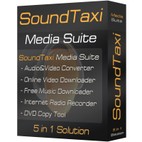 SoundTaxi Media Suite Coupon – 35%