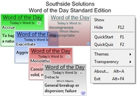 Exclusive Southside Solutions Word of the Day Coupon Code