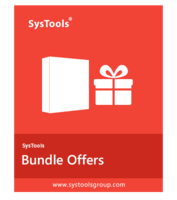 Special Bundle Offer – SysTools DBX Converter + EML to PST Converter + WAB Converter + Windows Live Mail Converter Coupon