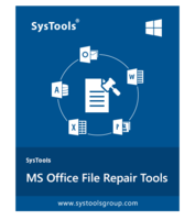 Special Offer – SysTools MS Office Recovery Toolkit Coupon