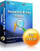 Spotmau Password & Key Finder 2010(Special Sale) Coupon – 10%