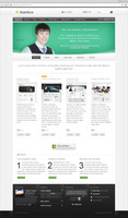 Starttica v.2 WordPress Theme – Extended Licence – 15% Sale