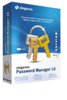 Steganos Password Manager 16 (PT) – Exclusive 15% off Discount