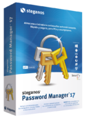 Steganos Password Manager 17 (ES) – Exclusive 15% Coupon