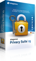 Steganos Privacy Suite 15 (PT) – 15% Off