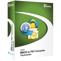 Stellar MBOX to PST Converter ? Technical Coupon