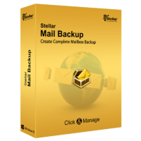 Stellar Data Recovery Inc – Stellar Mail Backup Coupon Discount