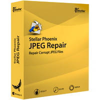 Stellar Phoenix JPEG Repair Windows Coupon