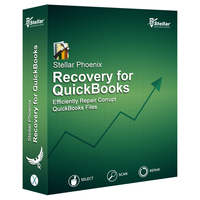 Stellar Data Recovery Inc – Stellar Phoenix Recovery for QuickBooks (Mac) Coupon Discount