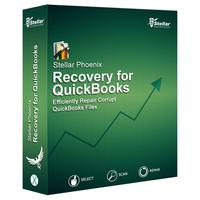 Stellar Phoenix Recovery for QuickBooks (Mac) Coupon