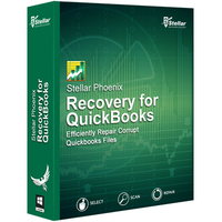 Stellar Phoenix Recovery for QuickBooks Coupon