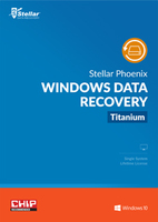 Stellar Data Recovery Inc – Stellar Phoenix Windows Data Recovery Pro Titanium Sale