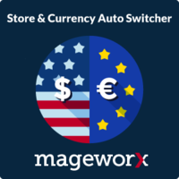 Store & Currency Auto Switcher Coupons 15% Off