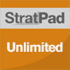 15 Percent – Stratpad: Unlimited Yearly Subscription