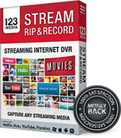 123 Stream Rip & Record – 15% Sale