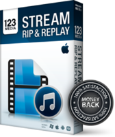 123 Copy DVD – Stream Rip & Replay (Mac) Sale