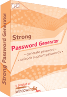 Strong Password Generator Coupon