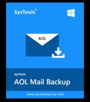 SysTools AOL Backup – Single User Coupon