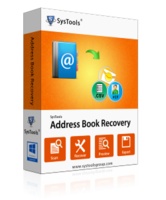 SysTools Address Book Recovery Coupon