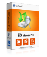SysTools Software Pvt. Ltd. SysTools BKF Viewer Pro Coupon