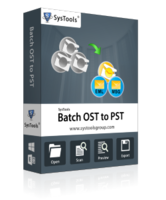 SysTools Software Pvt. Ltd. SysTools Batch OST Converter Coupon