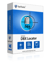 SysTools DBX Locator Coupon
