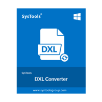SysTools Software Pvt. Ltd. SysTools DXL Converter Coupon Code